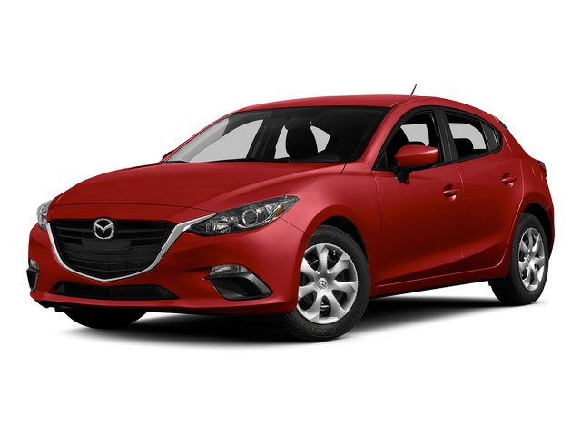 Soul Red Metallic 2015 Mazda Mazda3 Pictures Mazda3 Wagon 5D i GT I4 photos front view