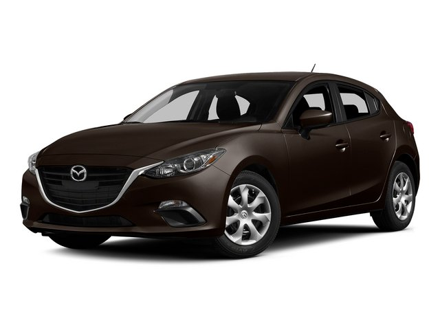 Titanium Flash Mica 2015 Mazda Mazda3 Pictures Mazda3 Wagon 5D i Sport I4 photos front view