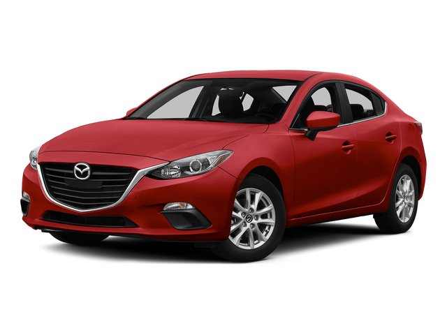 Soul Red Metallic 2015 Mazda Mazda3 Pictures Mazda3 Sedan 4D s GT I4 photos front view