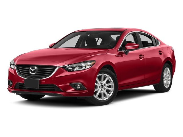 Soul Red Metallic 2015 Mazda Mazda6 Pictures Mazda6 Sedan 4D i GT I4 photos front view