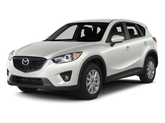 Crystal White Mica 2015 Mazda CX-5 Pictures CX-5 Utility 4D GT 2WD I4 photos front view