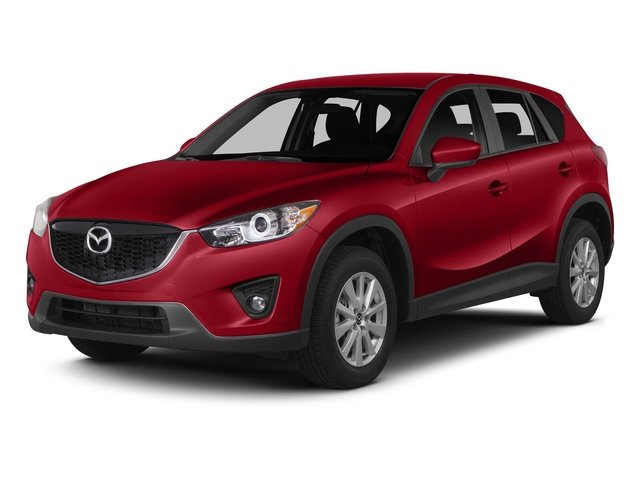 Soul Red 2015 Mazda CX-5 Pictures CX-5 Utility 4D Touring AWD I4 photos front view