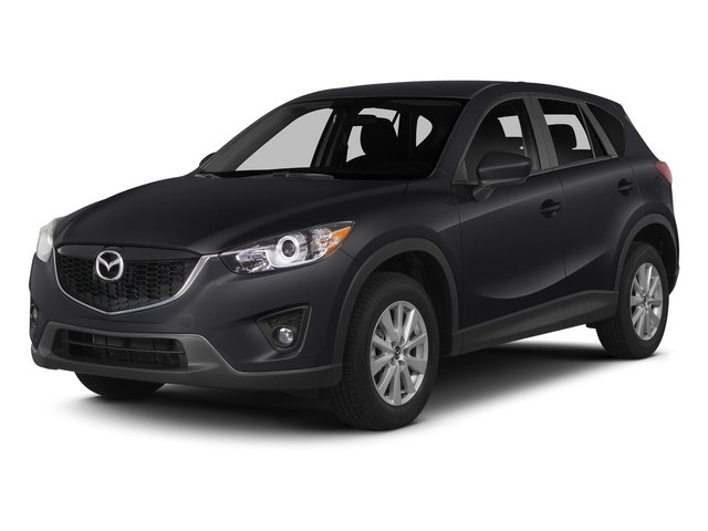 Meteor Gray Mica 2015 Mazda CX-5 Pictures CX-5 Utility 4D Touring 2WD I4 photos front view