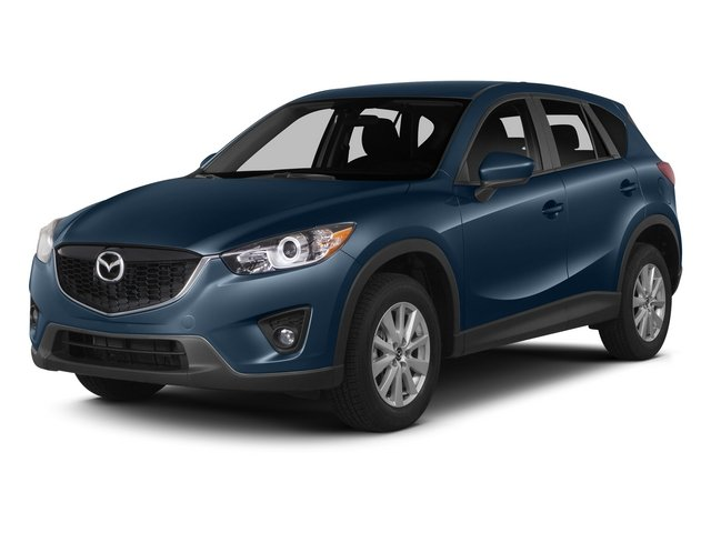 Blue Reflex Mica 2015 Mazda CX-5 Pictures CX-5 Utility 4D Touring AWD I4 photos front view