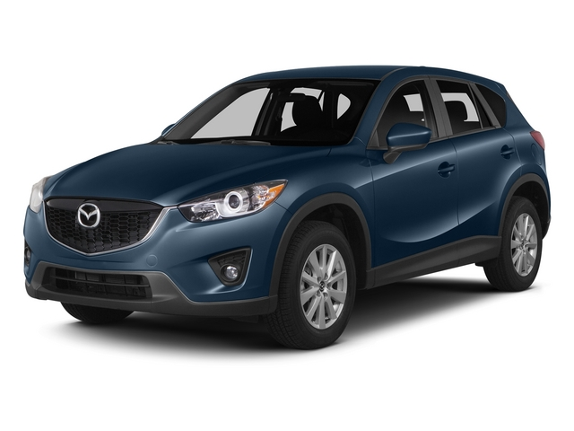 Blue Reflex Mica 2015 Mazda CX-5 Pictures CX-5 Utility 4D Touring 2WD I4 photos front view