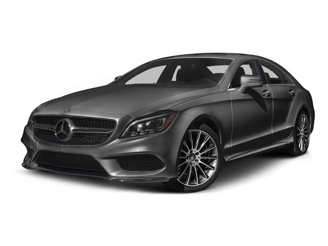 Steel Gray Metallic 2015 Mercedes-Benz CLS-Class Pictures CLS-Class Sedan 4D CLS400 AWD V6 Turbo photos front view