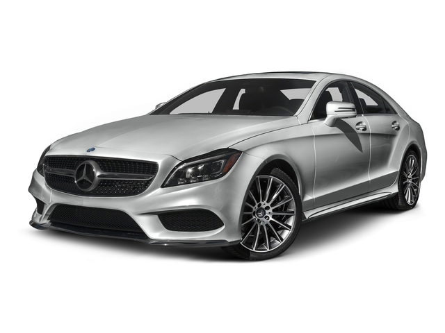 Palladium Silver Metallic 2015 Mercedes-Benz CLS-Class Pictures CLS-Class Sedan 4D CLS400 AWD V6 Turbo photos front view