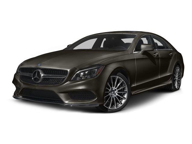 Dakota Brown Metallic 2015 Mercedes-Benz CLS-Class Pictures CLS-Class Sedan 4D CLS400 AWD V6 Turbo photos front view