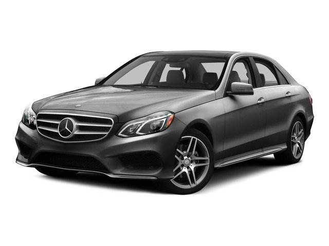 designo Graphite 2015 Mercedes-Benz E-Class Pictures E-Class Sedan 4D E400 V6 Turbo photos front view
