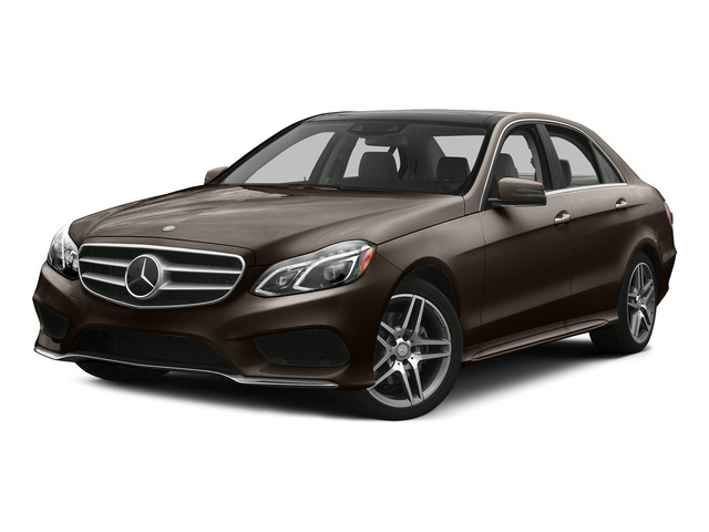 Dolomite Brown Metallic 2015 Mercedes-Benz E-Class Pictures E-Class Sedan 4D E400 V6 Turbo photos front view