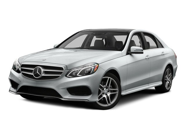 Iridium Silver Metallic 2015 Mercedes-Benz E-Class Pictures E-Class Sedan 4D E400 V6 Turbo photos front view