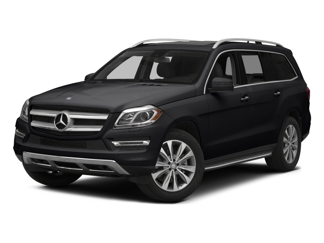 Black 2015 Mercedes-Benz GL-Class Pictures GL-Class Utility 4D GL450 4WD V6 photos front view