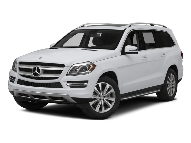 Polar White 2015 Mercedes-Benz GL-Class Pictures GL-Class Utility 4D GL450 4WD V6 photos front view