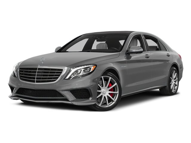 designo Magno Alanite Gray (Matte Finish) 2015 Mercedes-Benz S-Class Pictures S-Class Sedan 4D S63 AMG AWD V8 Turbo photos front view
