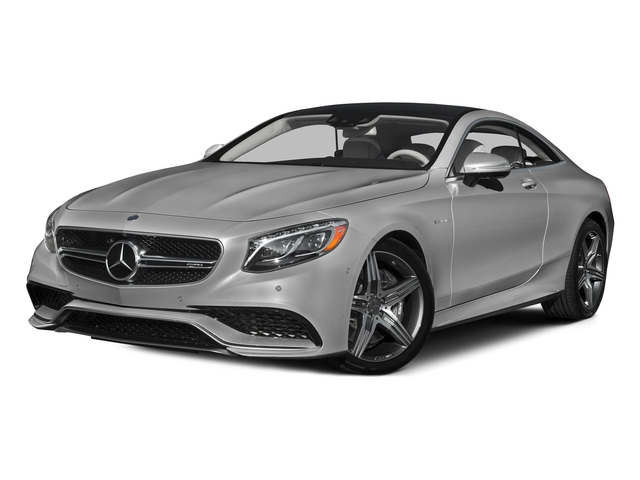 designo Magno Alanite Gray (Matte Finish) 2015 Mercedes-Benz S-Class Pictures S-Class Coupe 2D S63 AMG AWD V8 Turbo photos front view