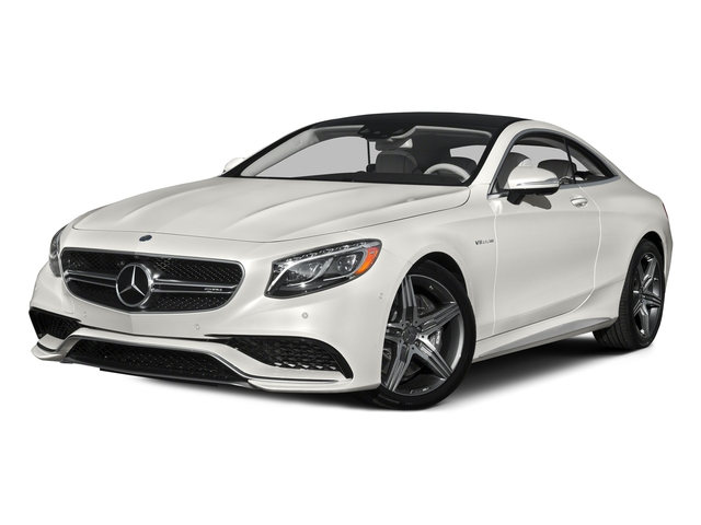 designo Magno Cashmere White (Matte Finish) 2015 Mercedes-Benz S-Class Pictures S-Class Coupe 2D S63 AMG AWD V8 Turbo photos front view