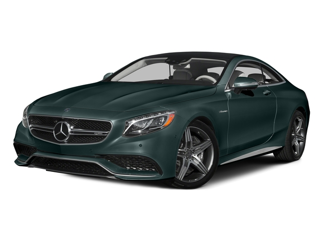 Emerald Green Metallic 2015 Mercedes-Benz S-Class Pictures S-Class Coupe 2D S63 AMG AWD V8 Turbo photos front view