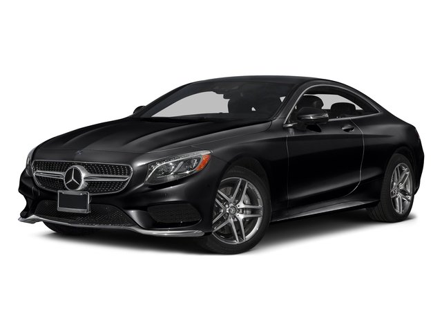 Black 2015 Mercedes-Benz S-Class Pictures S-Class Coupe 2D S550 AWD V8 Turbo photos front view