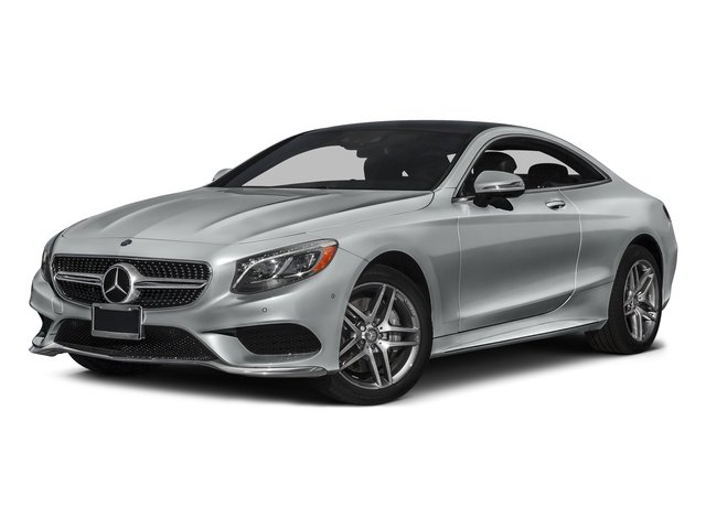 Iridium Silver Metallic 2015 Mercedes-Benz S-Class Pictures S-Class Coupe 2D S550 AWD V8 Turbo photos front view