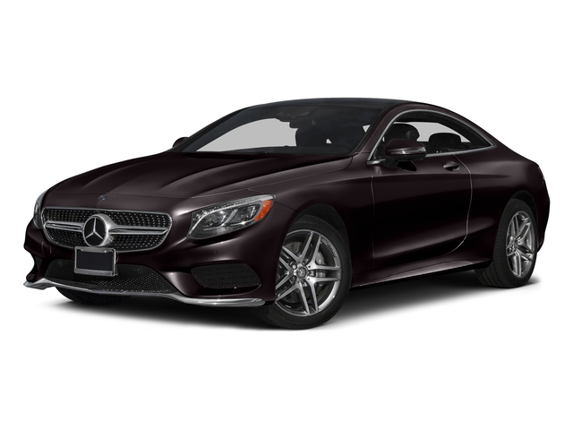 Ruby Black Metallic 2015 Mercedes-Benz S-Class Pictures S-Class Coupe 2D S550 AWD V8 Turbo photos front view