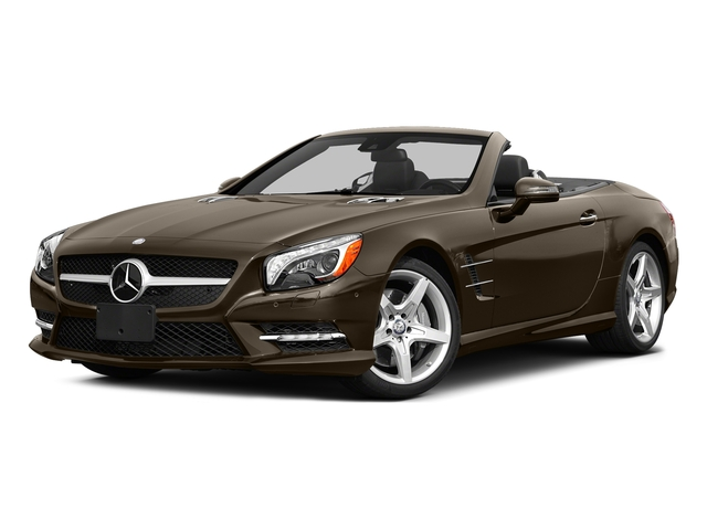 Dolomite Brown Metallic 2015 Mercedes-Benz SL-Class Pictures SL-Class Roadster 2D SL550 V8 Turbo photos front view