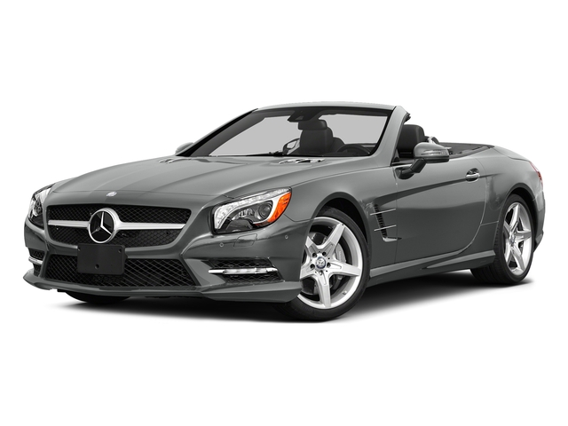 Palladium Silver Metallic 2015 Mercedes-Benz SL-Class Pictures SL-Class Roadster 2D SL550 V8 Turbo photos front view