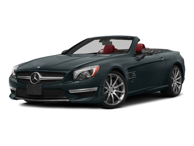 Steel Gray Metallic 2015 Mercedes-Benz SL-Class Pictures SL-Class Roadster 2D SL63 AMG V8 Turbo photos front view