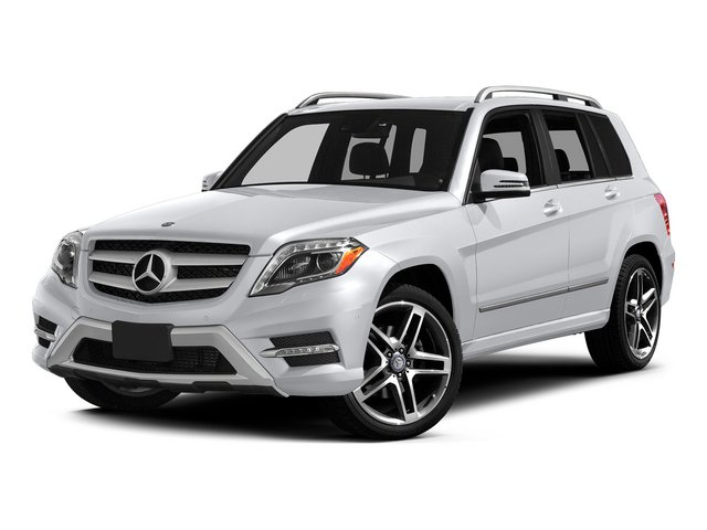 Polar White 2015 Mercedes-Benz GLK-Class Pictures GLK-Class Utility 4D GLK250 BlueTEC AWD I4 photos front view