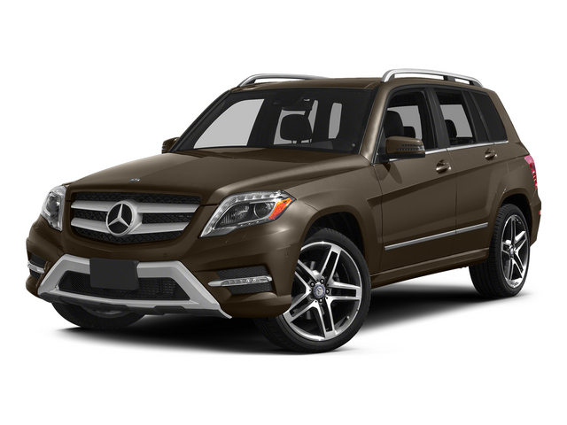 Dolomite Brown 2015 Mercedes-Benz GLK-Class Pictures GLK-Class Utility 4D GLK250 BlueTEC AWD I4 photos front view