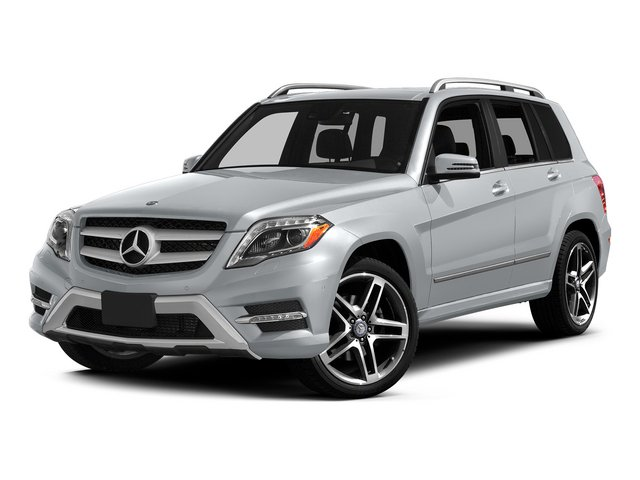Diamond Silver 2015 Mercedes-Benz GLK-Class Pictures GLK-Class Utility 4D GLK250 BlueTEC AWD I4 photos front view