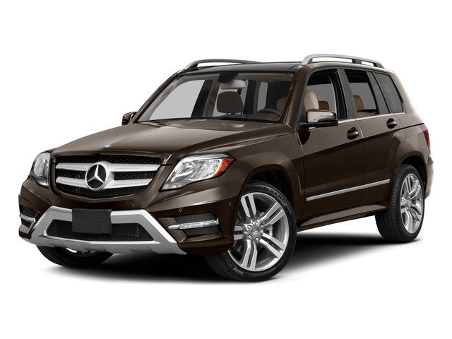 Dolomite Brown 2015 Mercedes-Benz GLK-Class Pictures GLK-Class Utility 4D GLK350 AWD V6 photos front view