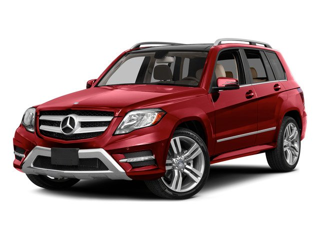 Mars Red 2015 Mercedes-Benz GLK-Class Pictures GLK-Class Utility 4D GLK350 AWD V6 photos front view