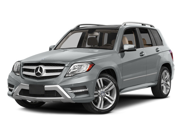 Iridium Silver Metallic 2015 Mercedes-Benz GLK-Class Pictures GLK-Class Utility 4D GLK350 AWD V6 photos front view