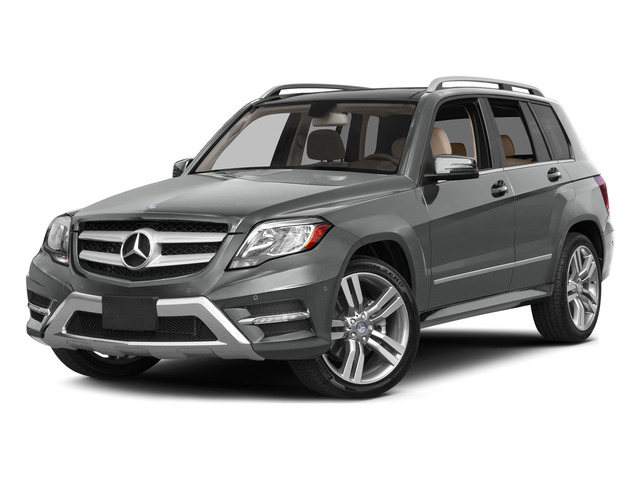 Palladium Silver Metallic 2015 Mercedes-Benz GLK-Class Pictures GLK-Class Utility 4D GLK350 AWD V6 photos front view