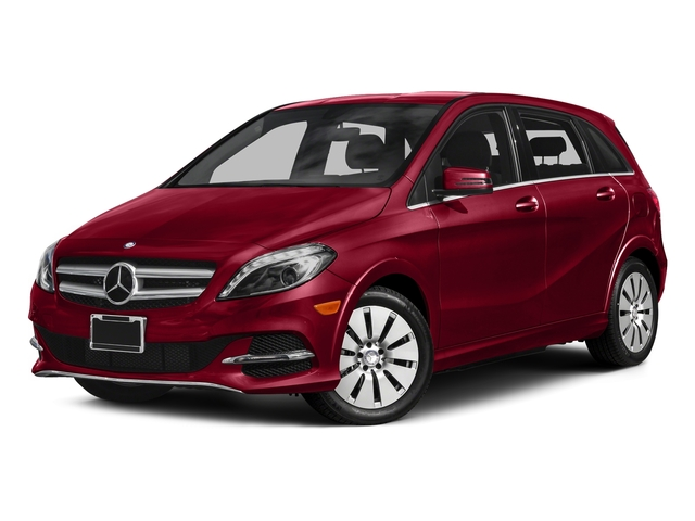 Jupiter Red 2015 Mercedes-Benz B-Class Pictures B-Class Hatchback 5D Electric Drive photos front view
