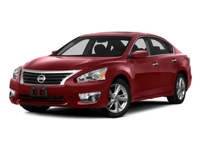 Cayenne Red 2015 Nissan Altima Pictures Altima Sedan 4D SV I4 photos front view