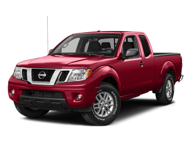Lava Red 2015 Nissan Frontier Pictures Frontier King Cab PRO-4X 4WD photos front view