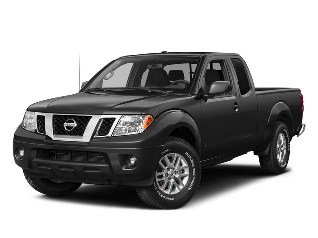 Super Black 2015 Nissan Frontier Pictures Frontier King Cab PRO-4X 4WD photos front view