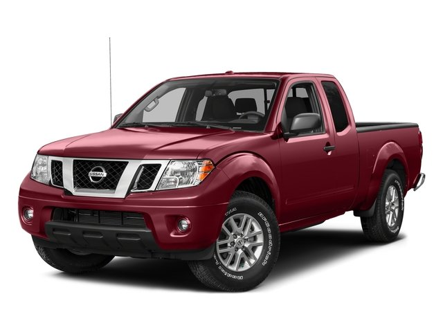 Cayenne Red 2015 Nissan Frontier Pictures Frontier King Cab S 2WD photos front view