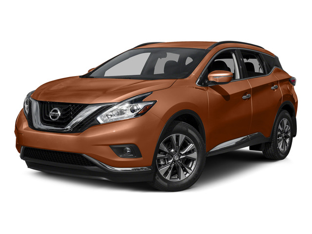 Pacific Sunset Metallic 2015 Nissan Murano Pictures Murano Utility 4D SV 4WD V6 photos front view