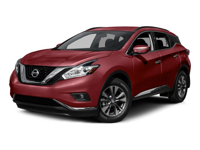 Cayenne Red Metallic 2015 Nissan Murano Pictures Murano Utility 4D SV 4WD V6 photos front view