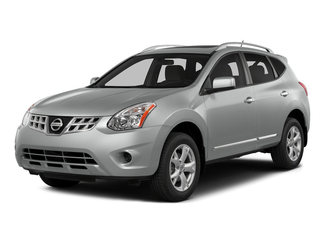 Frosted Steel 2015 Nissan Rogue Select Pictures Rogue Select Utility 4D S 2WD I4 photos front view