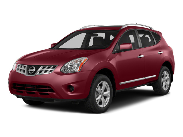 Cayenne Red 2015 Nissan Rogue Select Pictures Rogue Select Utility 4D S 2WD I4 photos front view