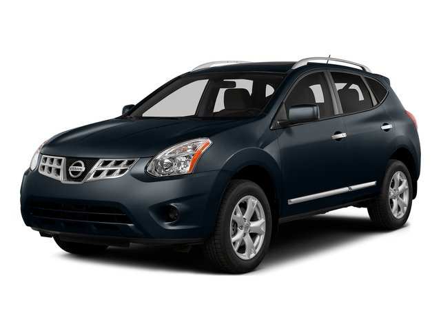 Graphite Blue 2015 Nissan Rogue Select Pictures Rogue Select Utility 4D S 2WD I4 photos front view