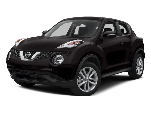 Bordeaux Black 2015 Nissan JUKE Pictures JUKE Utlity 4D SV 2WD I4 Turbo photos front view