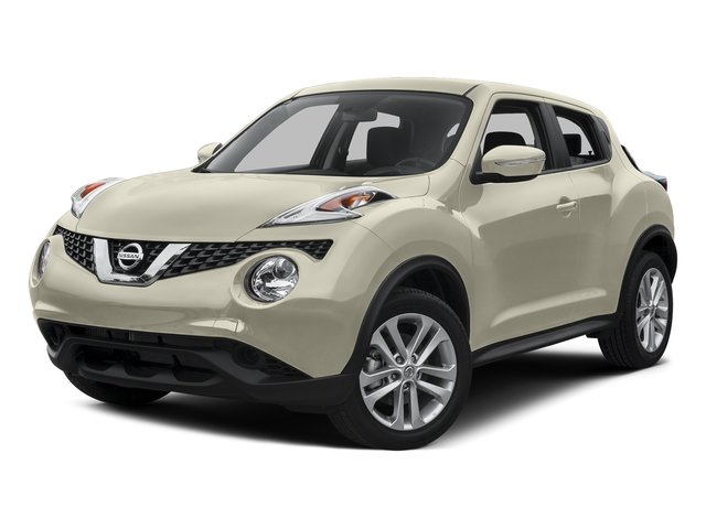 White Pearl 2015 Nissan JUKE Pictures JUKE Utility 4D NISMO 2WD I4 Turbo photos front view