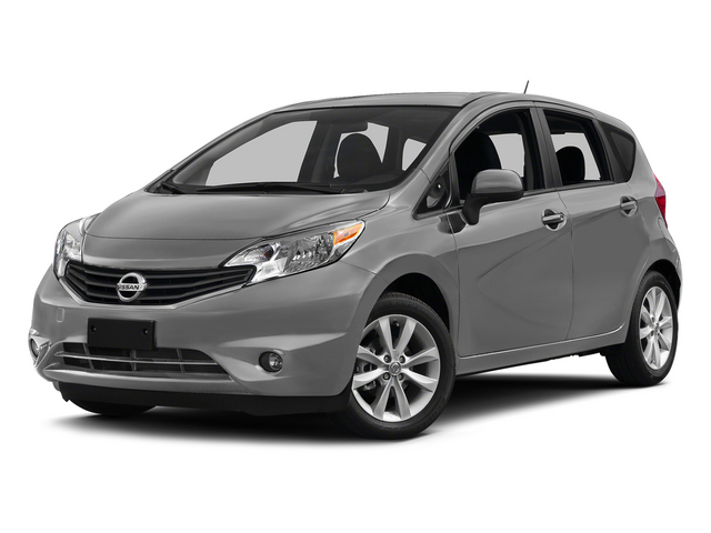 Brilliant Silver Metallic 2015 Nissan Versa Note Pictures Versa Note Hatchback 5D Note S Plus I4 photos front view