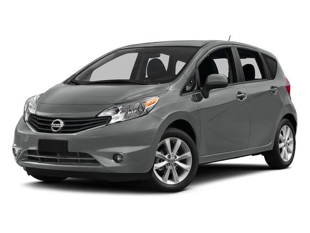 Magnetic Gray Metallic 2015 Nissan Versa Note Pictures Versa Note Hatchback 5D Note S Plus I4 photos front view