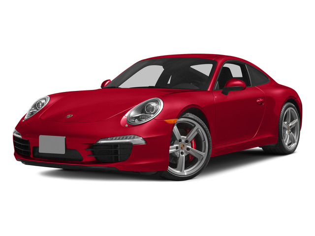Guards Red 2015 Porsche 911 Pictures 911 2 Door Coupe photos front view