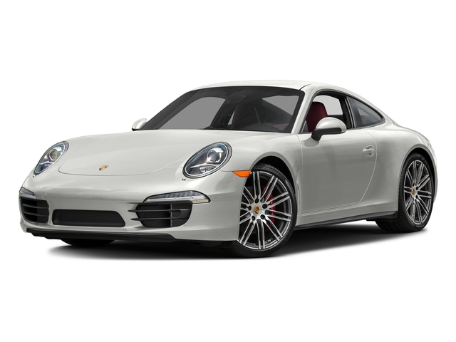 White 2015 Porsche 911 Pictures 911 Coupe 2D 4 Targa AWD photos front view